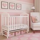 Детская кроватка Giovanni Classico (маятник продольный)