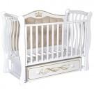 Детская кроватка Оливия Люкс (маятник универсальный)