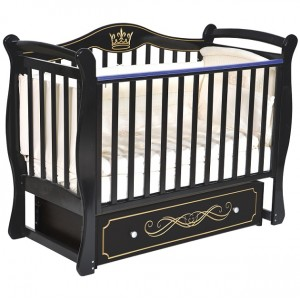Детская кроватка Грейс (универсальный маятник)