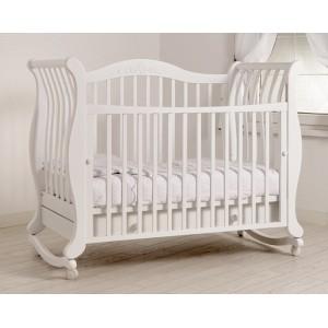 Детская кроватка Габриэлла (колесо-качалка)