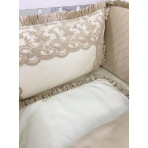 Комплект в кроватку Marele Венеция бежевый