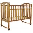 Детская кроватка Агат Золушка-1 (колесо-качалка)