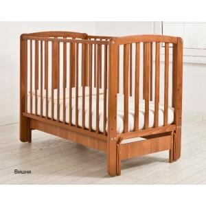 Детская кроватка Angela Bella Бьянка (маятник продольный)