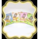 Постельное белье Бомбус (Bombus) Слоники (3 предмета)