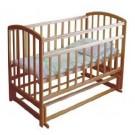 Детская кроватка Фея 310 (маятник поперечный)