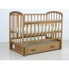 Детская кроватка Фея 311 (маятник поперечный)