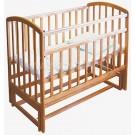 Детская кроватка Фея 312 (маятник продольный)
