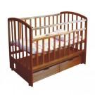Детская кроватка Фея 313 (маятник продольный)