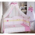 Комплект в кроватку Feretti Bella Sestetto Long (6 предметов)