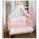 Комплект в кроватку Feretti Lapin Sestetto Long (6 предметов)