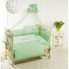Комплект в кроватку Feretti Lucky Stars (6 предметов)