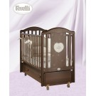 Детская кроватка Feretti Mon Amour Swing (маятник продольный)