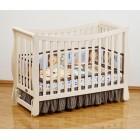 Детская кроватка Giovanni Fresco (маятник продольный)