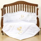 Одеяло для новорожденных Giovanni Puppy