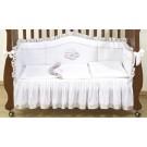 Комплект в кроватку Giovanni Silver (4 предмета)
