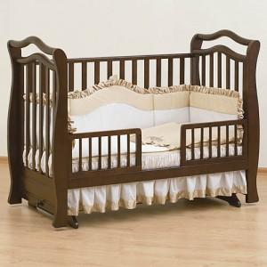 Детская кроватка Giovanni Magico (маятник поперечный)