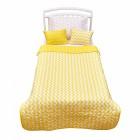 Покрывало с подушками в кровать для дошкольников Giovanni Z-Kids (3 предмета)