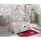 Комплект в кроватку Kidboo Little Ladybug (6 предметов)