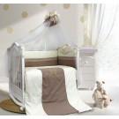 Комплект в кроватку L'abeille Arabella (7 предметов)