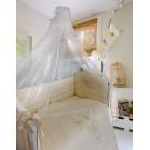 Комплект в кроватку L'abeille Farfalla (7 предметов)