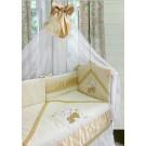 Комплект в кроватку L'abeille Венетто (7 предметов)