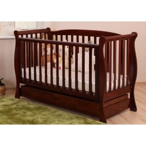Детская кроватка Кубаньлесстрой (Лель) БИ 05 Феррария