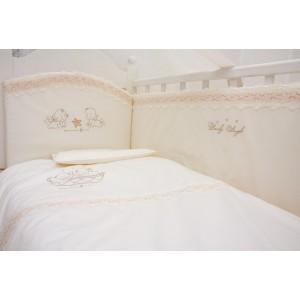 Комплект в кроватку Makkaroni Kids Lovely Angels (6 предметов)