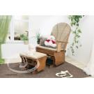 Кресло-качалка для кормления Можга (Красная звезда) С-254