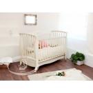 Детская кроватка Можга (Красная звезда) Елизавета С-553 декор №27 Бабочки