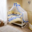 Комплект в кроватку Perina Аманда (7 предметов)