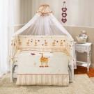 Комплект в кроватку Perina Кроха (4 предмета)