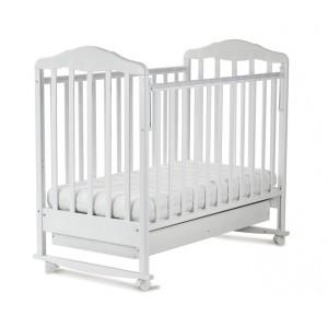 Детская кроватка СКВ Компани Березка 12111 (колесо-качалка)