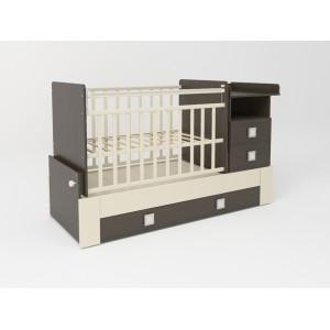 Кроватка-трансформер СКВ Компани СКВ-8 83003