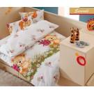 Комплект в кроватку Ups Pups Медвежата (6 предметов)