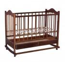 Детская кроватка Ведрусс Кира №1 (колесо-качалка)