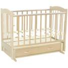 Детская кроватка Ведрусс Радуга №4 (маятник поперечный)