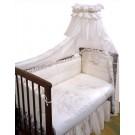 Комплект в кроватку Золотой Гусь Бэби Элит (8 предметов)