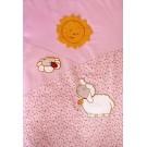 Постельное белье Золотой Гусь Веселые овечки (3 предмета)