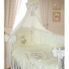 Комплект в кроватку Золотой Гусь Рафаэлло (10 предметов)